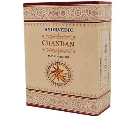 Räucherwerk Ayurvedisches Masala - Chandan
